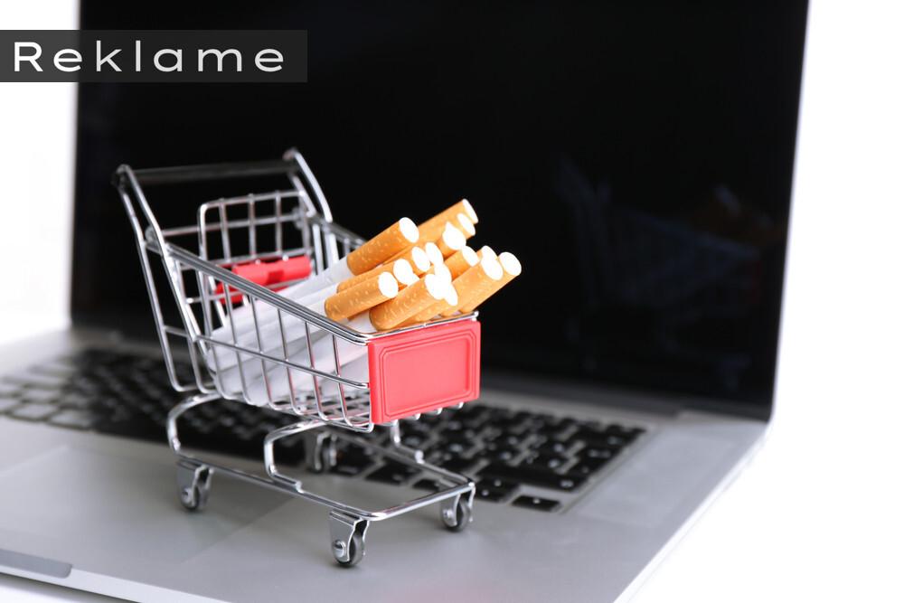 online salg at e væske